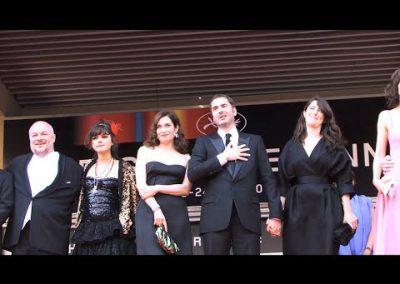 A l'Origine, au festival de Cannes