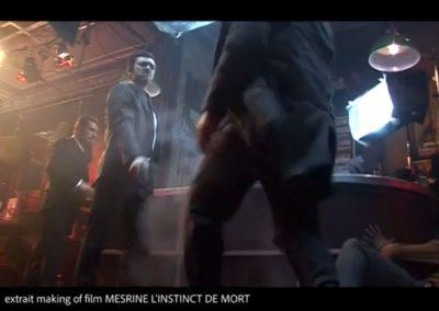 Mesrine, l'Instinct de Mort