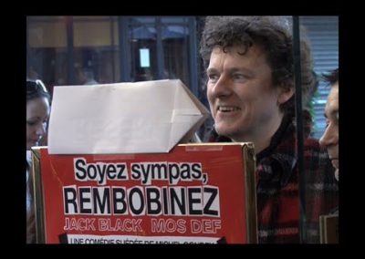 Soyez Sympas, Rembobinez