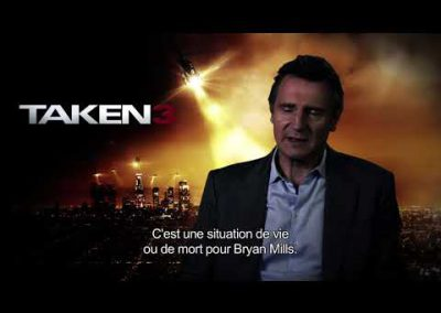 Taken 3, The End