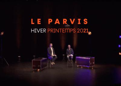 Présentation de la Saison Hiver/Printemps 2021, LE PARVIS, Scène Nationale, Tarbes
