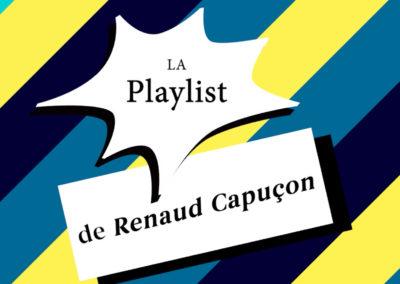 INTERVIEW OFF : la playlist de Renaud Capuçon