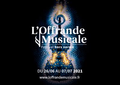 L'Offrande Musicale – Présentation de l'édition 2021