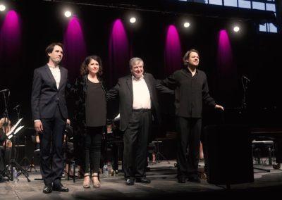 Concertos pour 2, 3, 4 pianos de Bach – L'Offrande musicale, festival hors norme