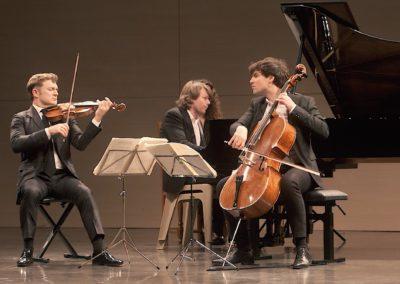 Renaud Capuçon, Victor Julien-Laferrière, David Fray – Schubertiade – L'Offrande musicale