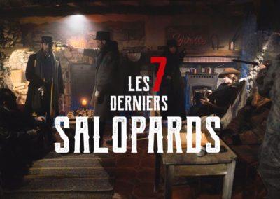 TEASER – Les 7 derniers Salopards